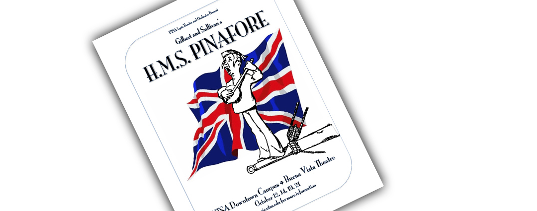 UTSA Lyric Opera scores big with HMS Pinafore