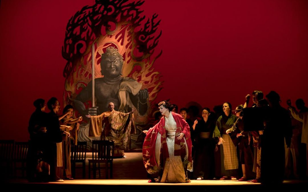 """Madama Butterfly"" Will Move, Delight You"