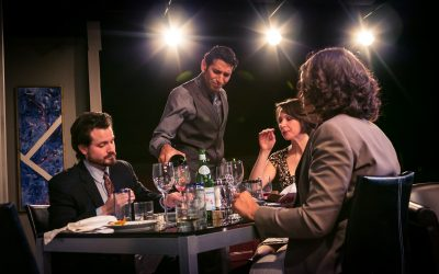 """Disgraced"" At The Playhouse In San Antonio"