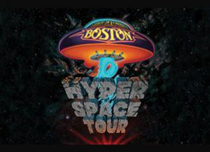 Boston Hyperspace Tour