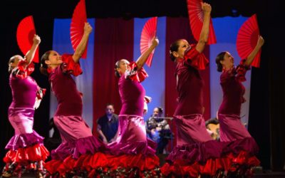 A New Flamenco Production at the Guadalupe