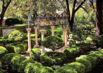 villa finale garden
