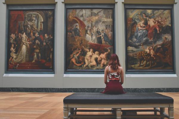 The Virtual Arts
